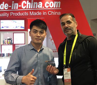 美国国际消费类电子产品展览会