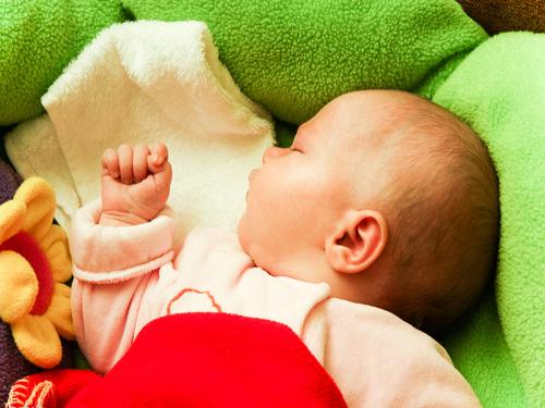 嬰幼兒紡織品按新國標產銷
