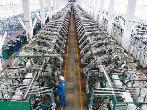纺织业加速走出谋破局