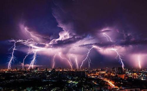 电气电子设备的防雷措施不可少