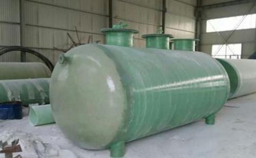 玻璃钢一体化污水处理设备耐用