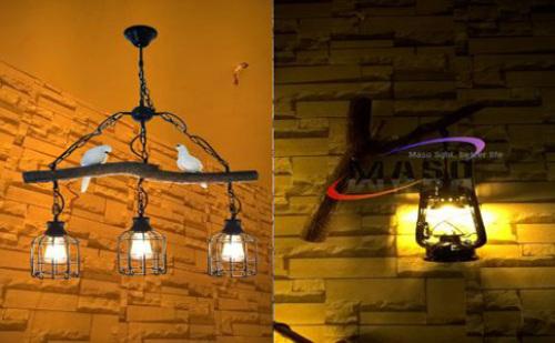 树脂吊灯的选用和市场