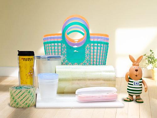 塑料材料及制品