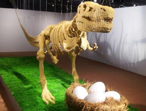 乐高艺术用创意将玩具转为积木中国制造网视频中乌云图片