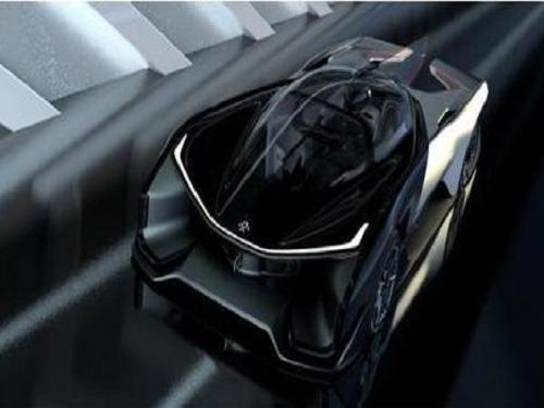 CES2016焦点:超级汽车