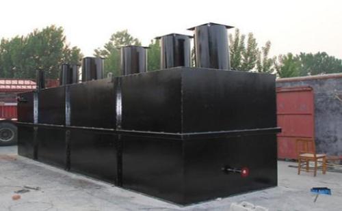污水处理设备响应可持续发展