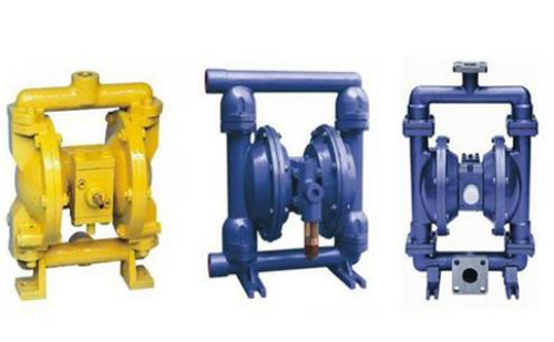 气动隔膜泵的分类和主要用途