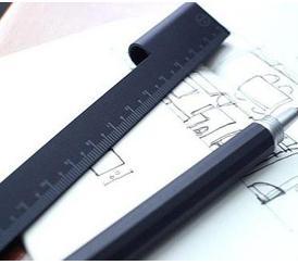 触控笔 尺子多种身份完美转换