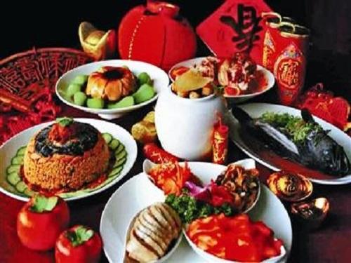 年夜飯帶熱京城餐飲市場
