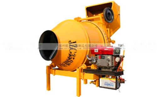 柴油动力混凝土搅拌机的优点解析