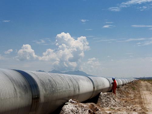 西气东输管道绿色发展 13年输气3000多亿方