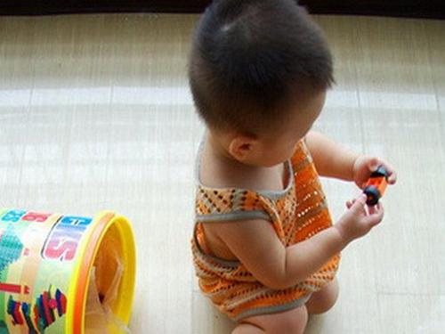 """儿童玩具里的""""环境激素"""""""