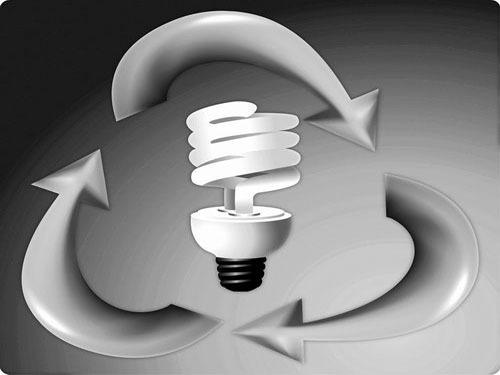 一般家用照明光源将纳入回收