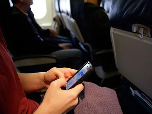 我国或允许手机使用飞行模式