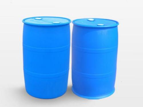 圆柱体物品-论述200L液体塑料吹塑包装桶图片