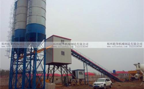 混凝土搅拌站质量控制的必备要素