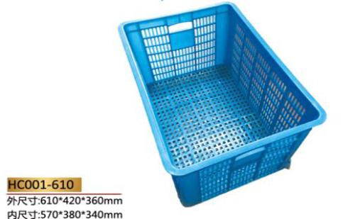塑料周转箱全新料与回料的区别