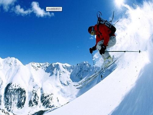 滑雪人口:中国仅占全球2.8%