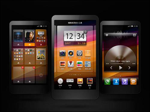 小米手机 看智能手机角逐