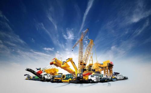 2016年上半年中国工程机械市场销售情况