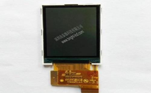 半反半透液晶屏的优点与应用