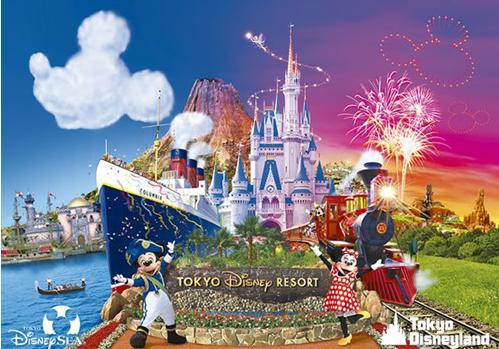 东京迪士尼2012入园人数创新高