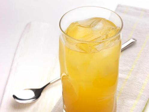 天喝一杯蜂蜜柚子茶