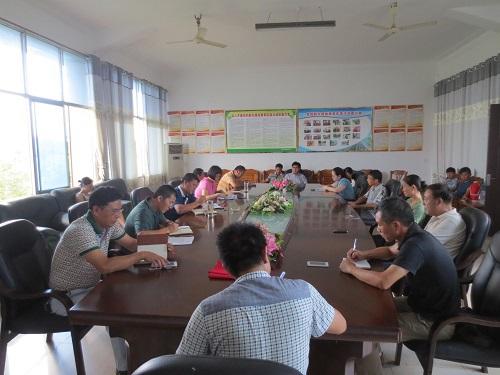吉安公路分局整治腐败体系建设