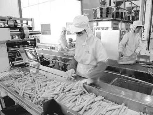 中国食品工业由大转强蓄势升级