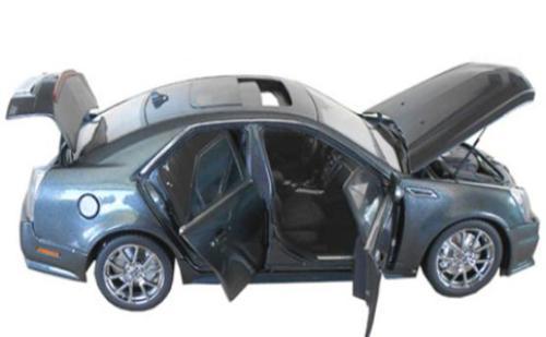 汽车模型的底盘分类