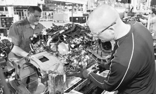 英国制造商开始将生产线回迁