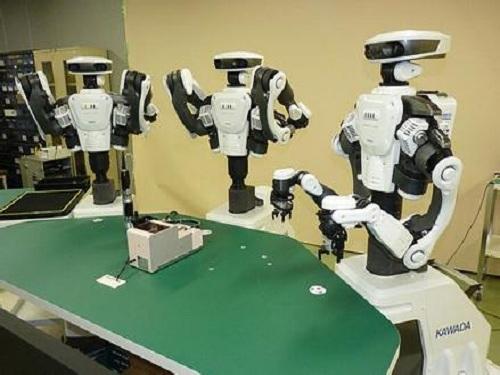 机器人进驻木门工厂有何影响