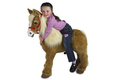 马类儿童玩具卖得好