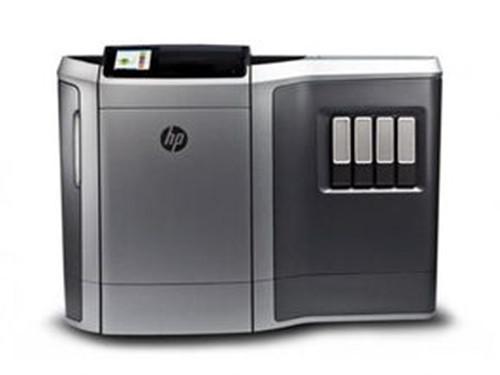 惠普力推3D、4D打印技術創新