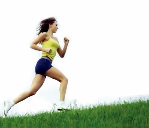 跑步_跑步比赛矢量图4_体育运动矢量图