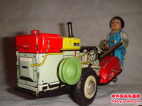 玩具收藏一日千裏?舊玩具新玩法