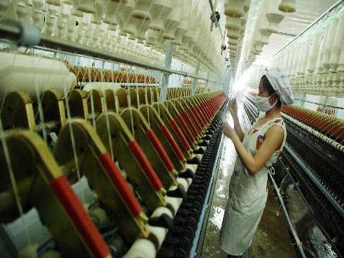 两会:纺织业代表提交工业4.0推进提案