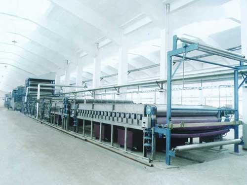 印染淘汰落后产能为纺织引机遇