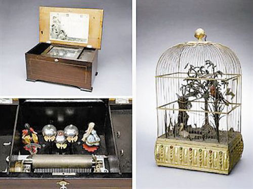 清朝皇帝儿时的新奇玩具