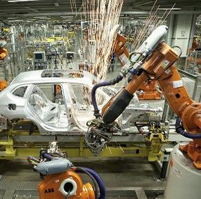 中國是全球最大工業機器人買家