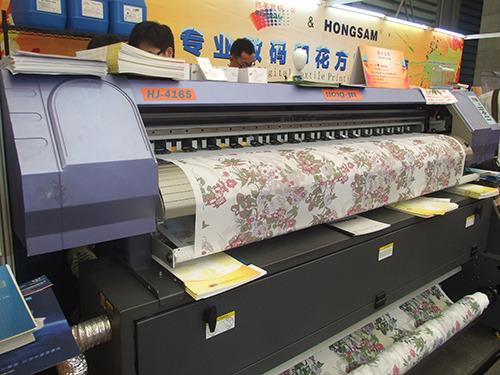 2014年中国国际纺织机械展览会暨itma亚洲展览会规模