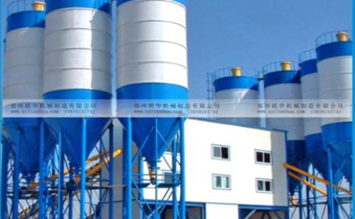 混凝土搅拌站生产效率如何提高