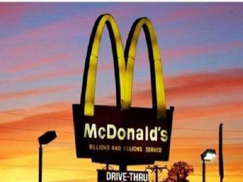 麦当劳在欧洲遭联名举报