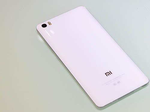 最漂亮的小米手机:小米
