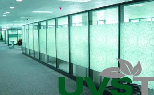 辦公室裝飾裝修透光板工藝
