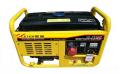 汽油發電電焊機不發電的原因是什麼?