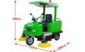 电动扫地车的经济价值与环保价值