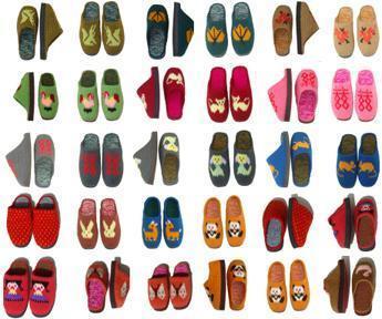 手工织鞋花样图纸