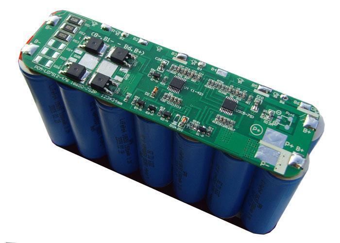 7节锂电池组保护板