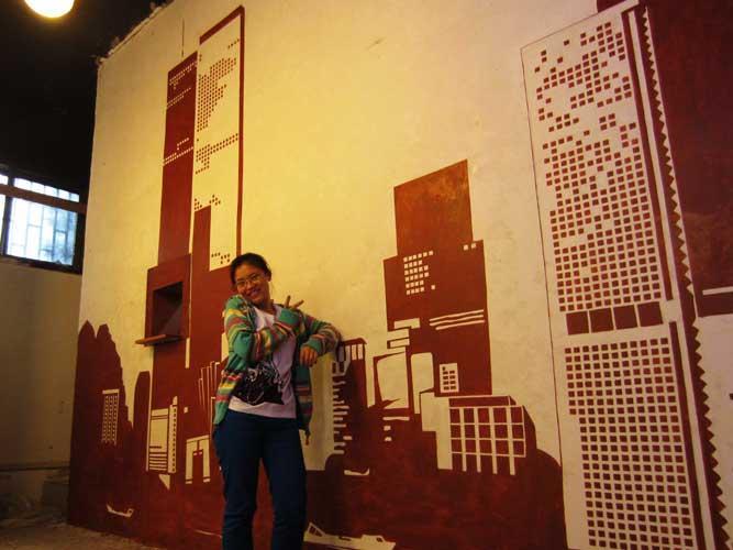 酒吧手绘批发 - 中国制造网其它装饰材料
